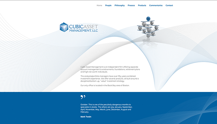 Cubic Asset Management